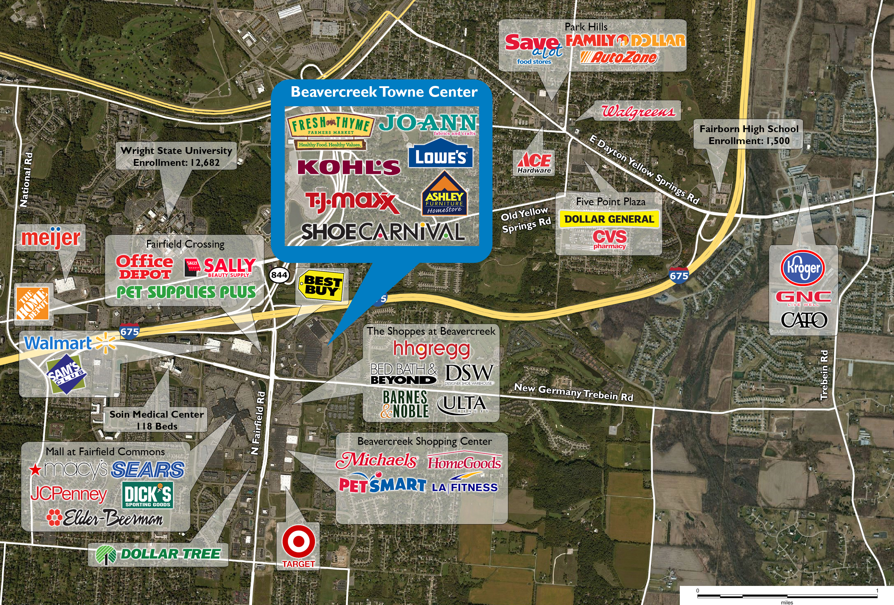 Beavercreek Towne Center 10
